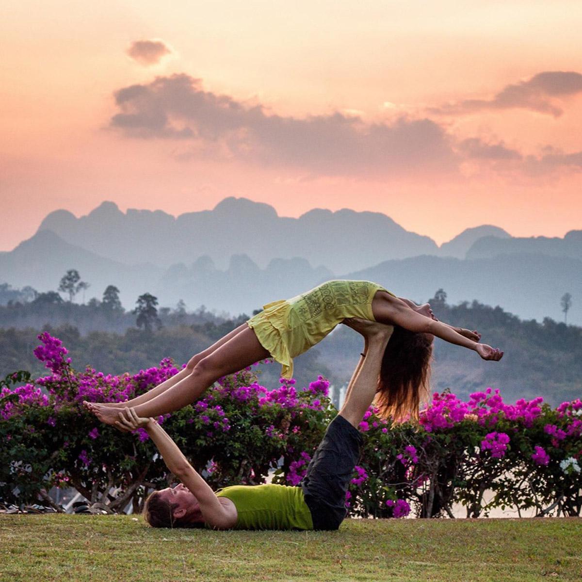 Yoga in Canggu