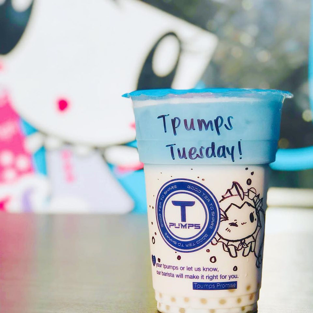 TPUMPS California