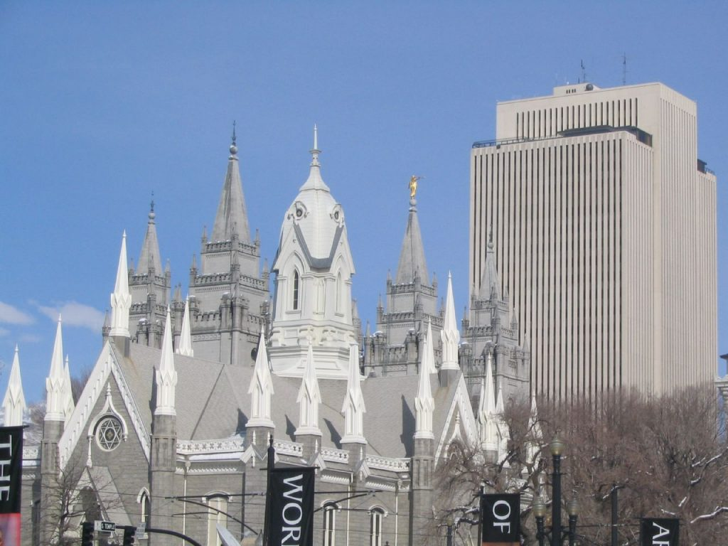 Assembly Hall - Temple Square