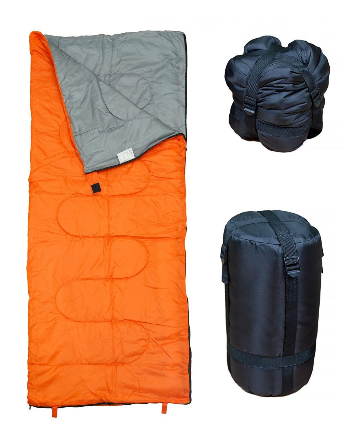 A Revelcamp sleeping bag