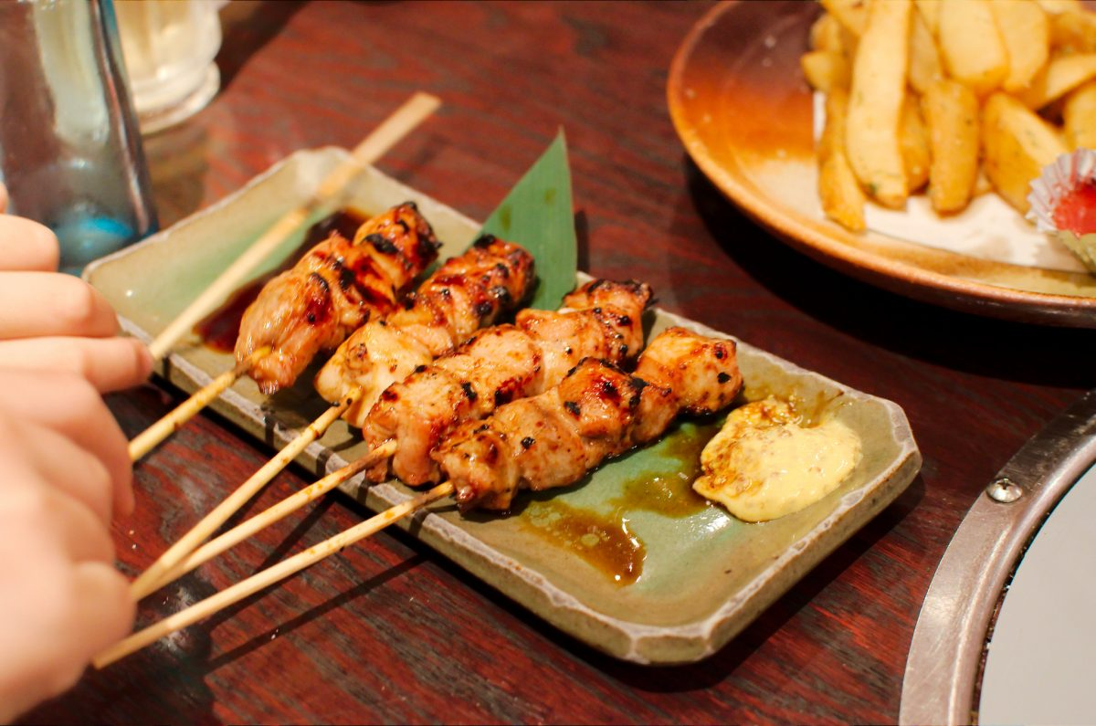 Yakitori, Japanese Food, Japan