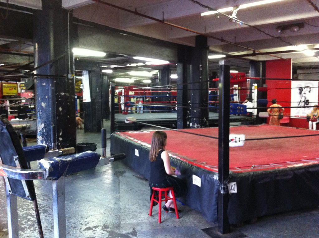 Gleason's Gym, DUMBO, Brooklyn