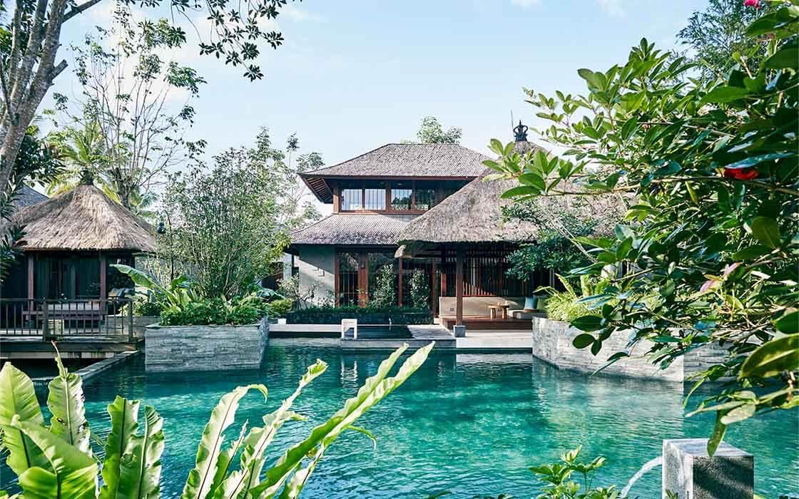 Soka (Garden Pool Villa, Maisonette in Hoshinoya Resort