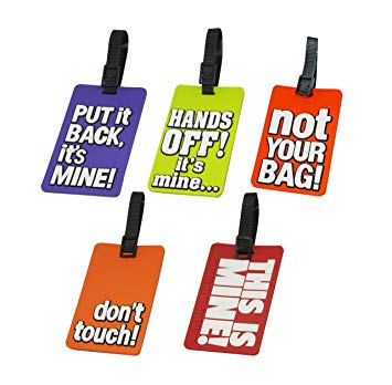 Funny Luggage Tags