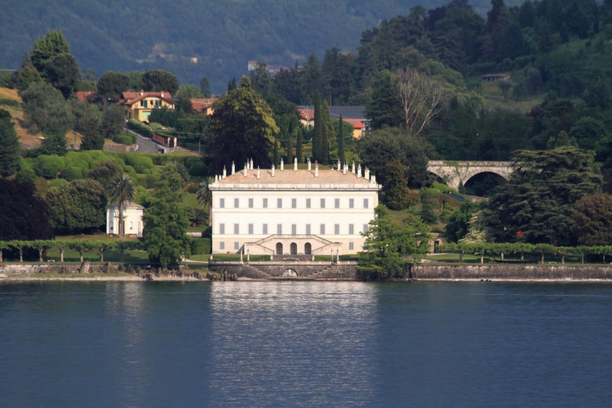 Lake Como, Bellagio, Villa Melzi