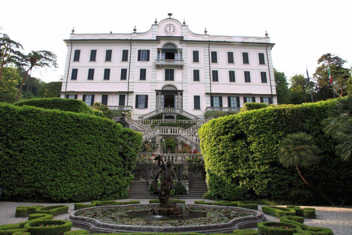 Lake Como, Tremezzo, Villa Carlotta