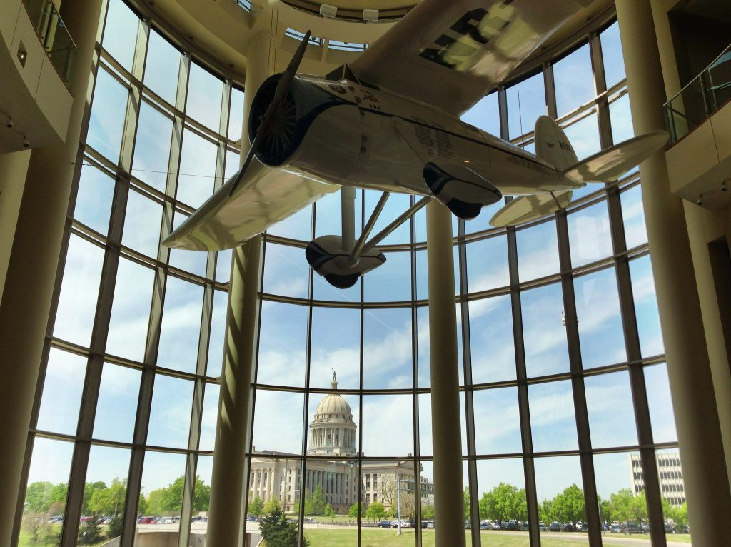 Oklahoma History Center, Oklahoma