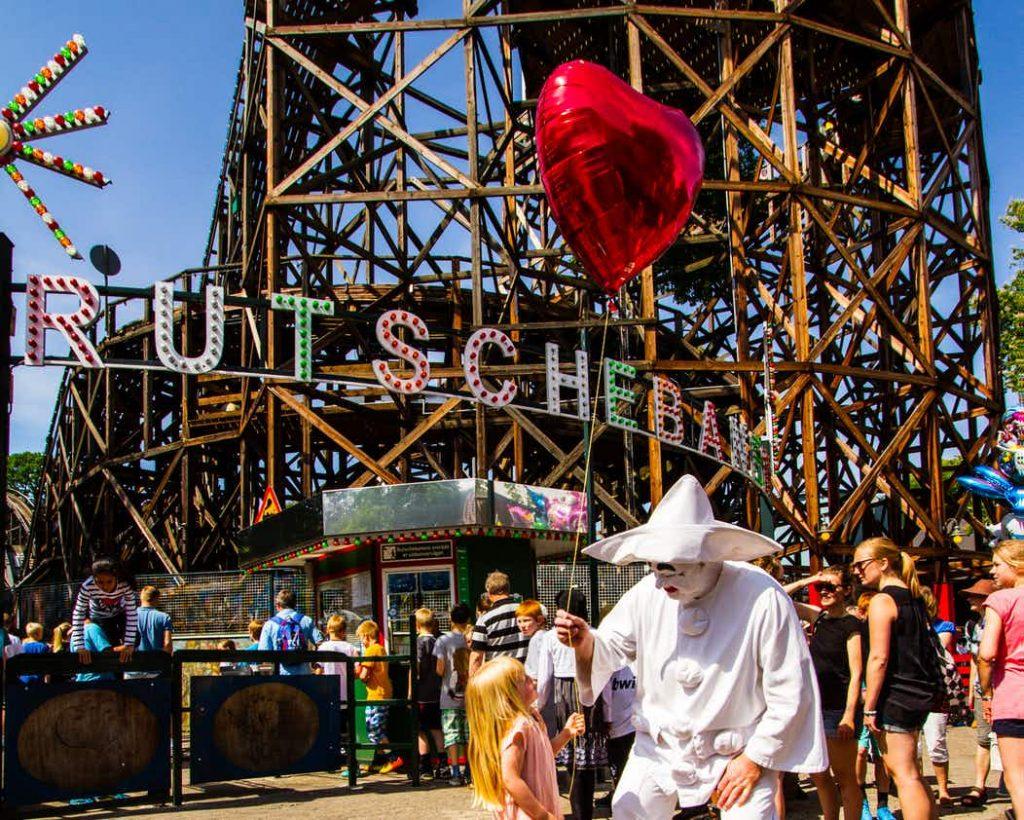 First Viking Amusement Park