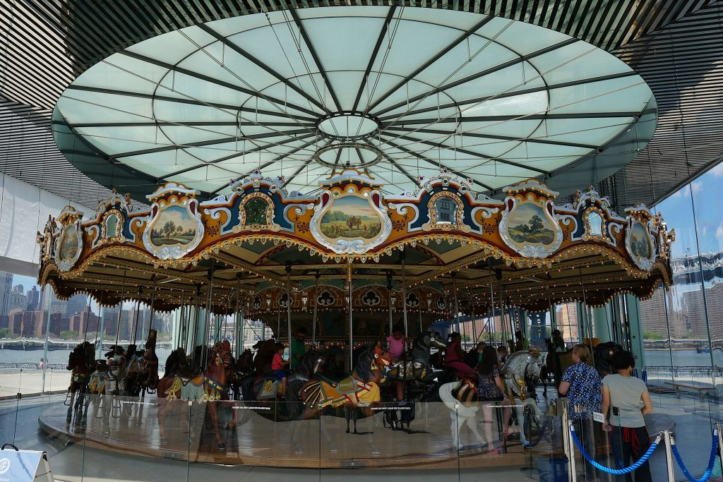 Jane's Carousel, DUMBO, Brooklyn