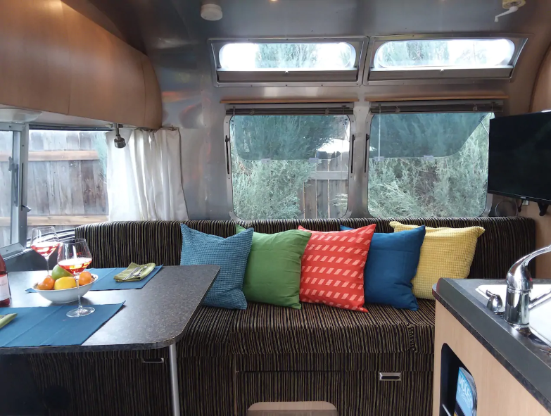 Airbnb Denver, 'Airstream-it'