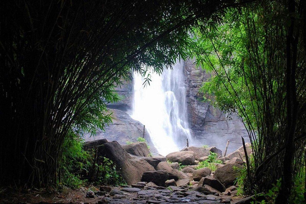 Athirapally falls trekking