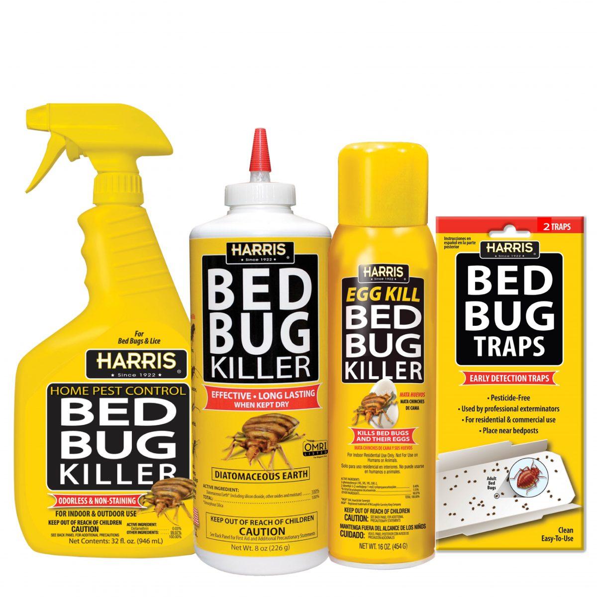 Harris Bed Bug Killer, Bed Bug Spray