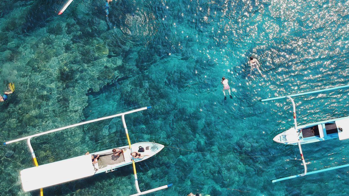 Pristine Waters of Bali