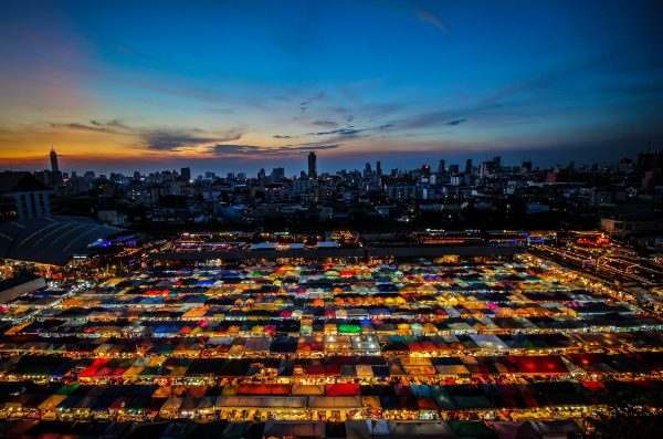 Top 5 Must-Visit Bangkok Night Markets