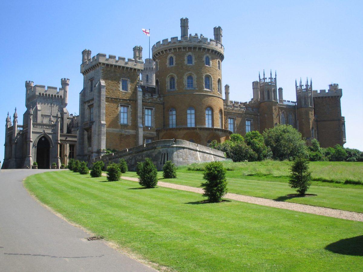 Belvoir castle