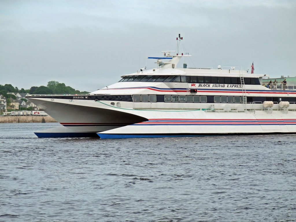 Block Island Ferry, Block Island Express