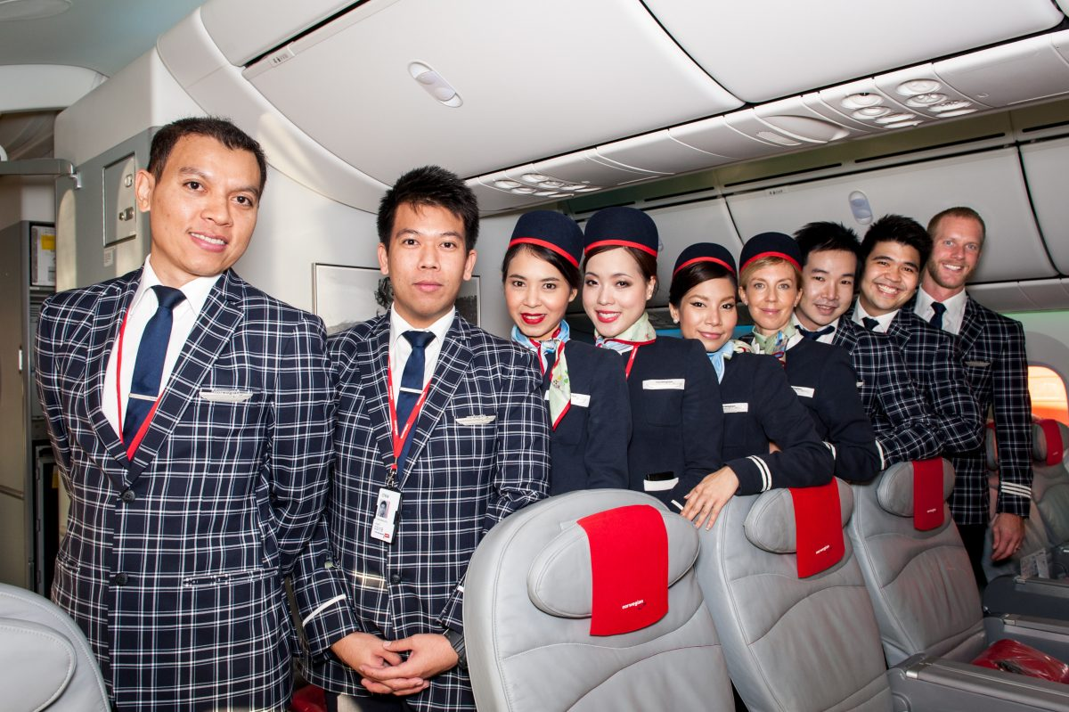 Cabin Crew 2 Long Haul HR - Tips On How To Upgrade To Business Or First Class For Free