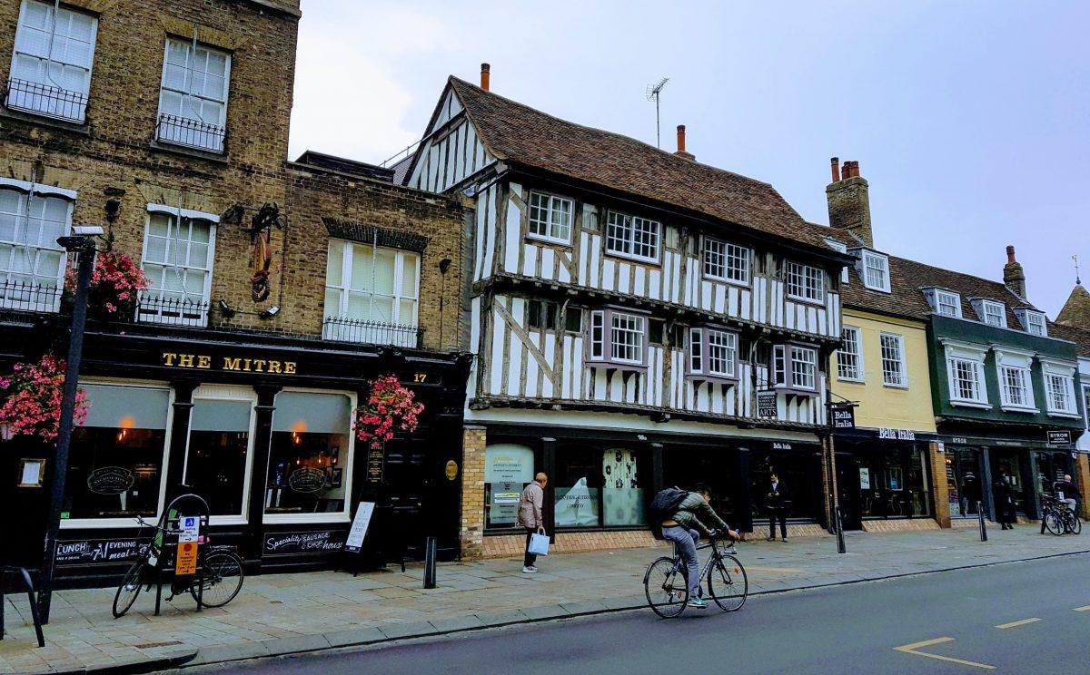 Cambridge-streets
