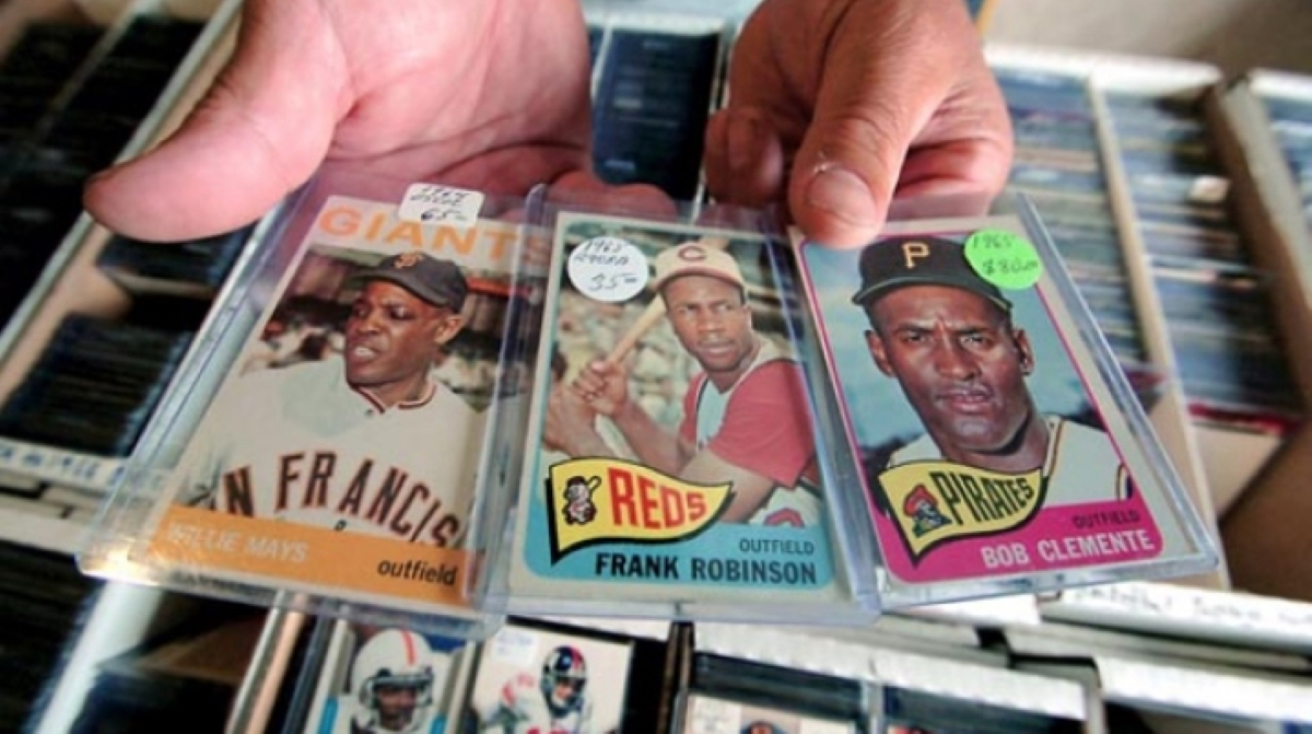 Card Show at Hartville Flea Market