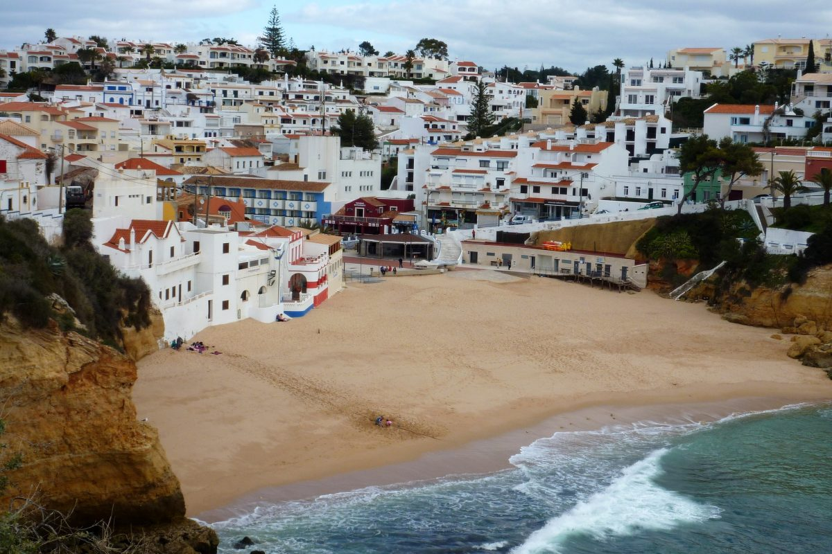 Charming Town of Carvoeiro