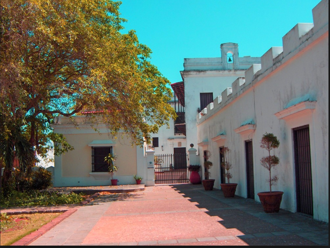 Built in 1521, Casa Blanca is one of the oldest structures in San Juan.
