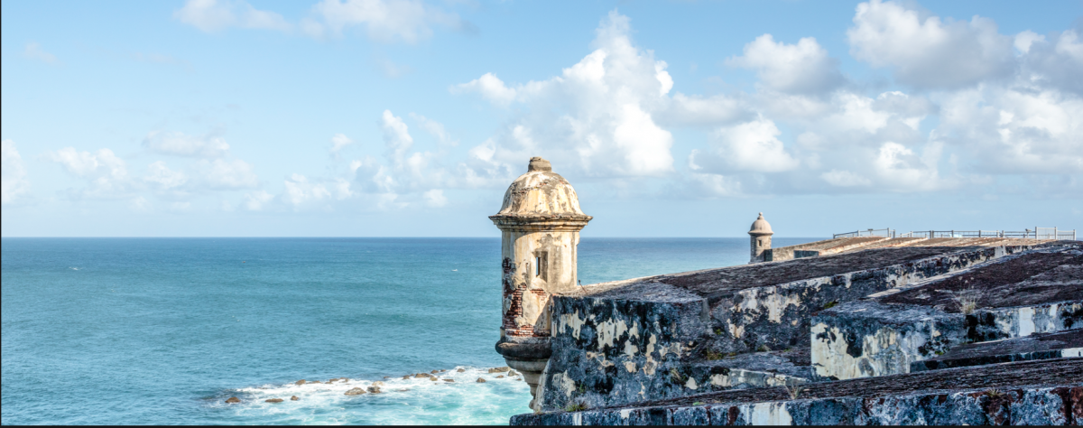 Named as a UNESCO World Heritage Site, Castillo San Felipe del Morro is one of Puerto Rico's most recognisable attractions.