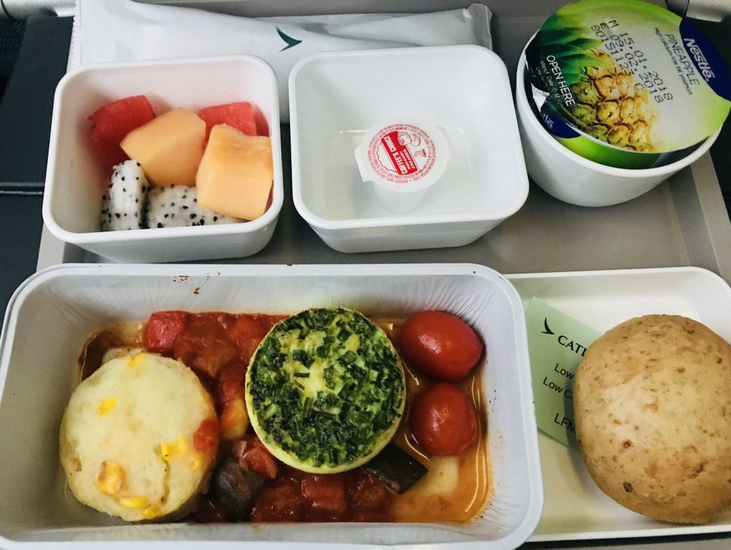 Cathay-Pacific-Airways-meals