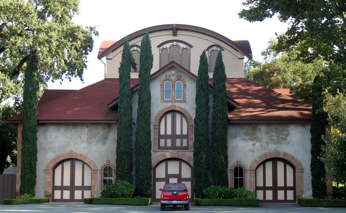 Charles Krug Winery, Legacy Tour