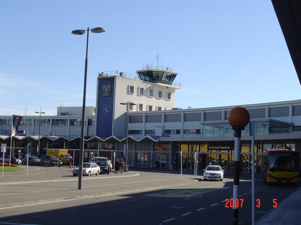 Christchurch Airport 2076423446 1024x768 - Land In The Best New Zealand Airports