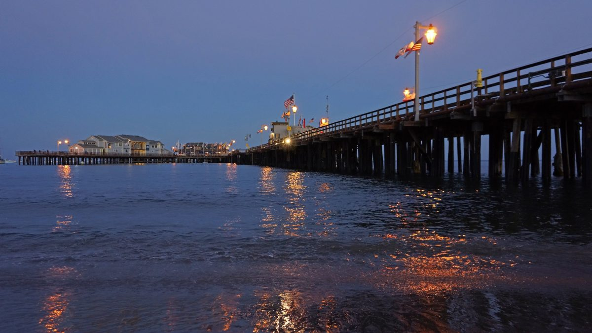Stearns Wharf, Things To Do In Santa Barbara, California, USA