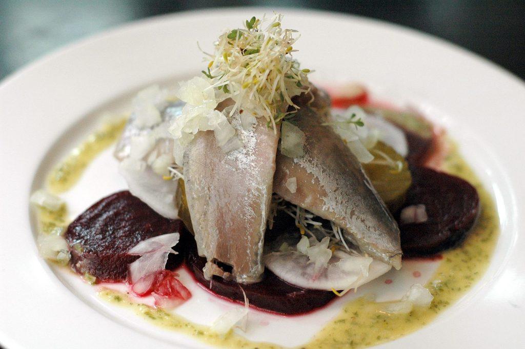 Danish Fish Food