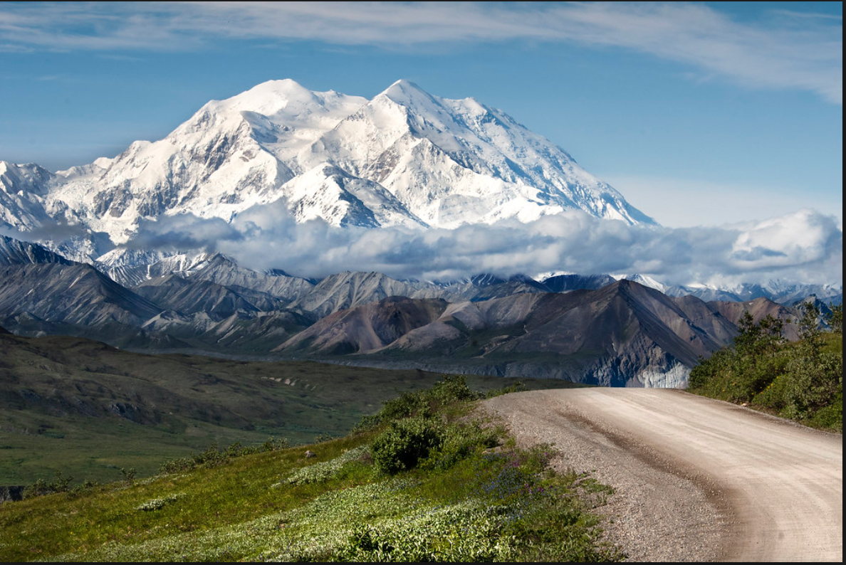 Climb the tallest mountain peak in North America at the Denali National Park and Preserve.