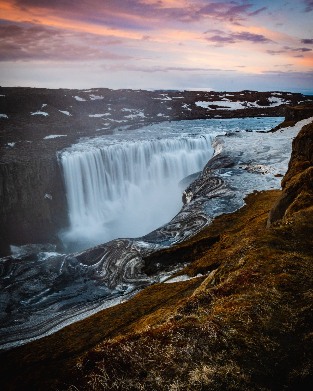 Iceland's Powerful Dettifoss
