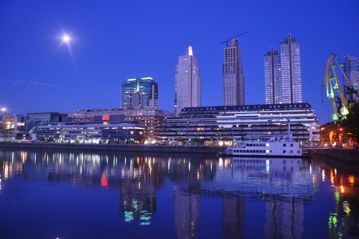 Dock 3 Puerto Madero Buenos Aires Argentina - 15 Must-See Landmarks in Buenos Aires, Argentina