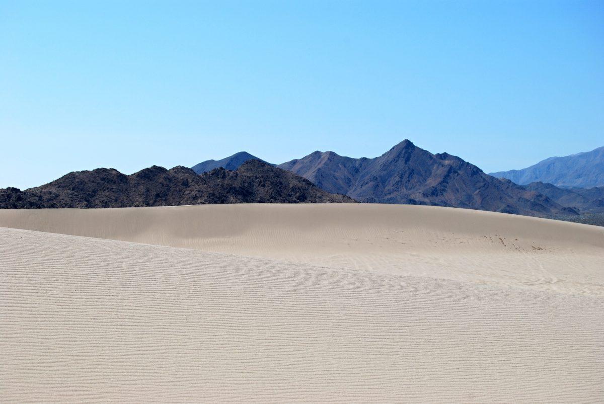 Dumont Dunes Mojave