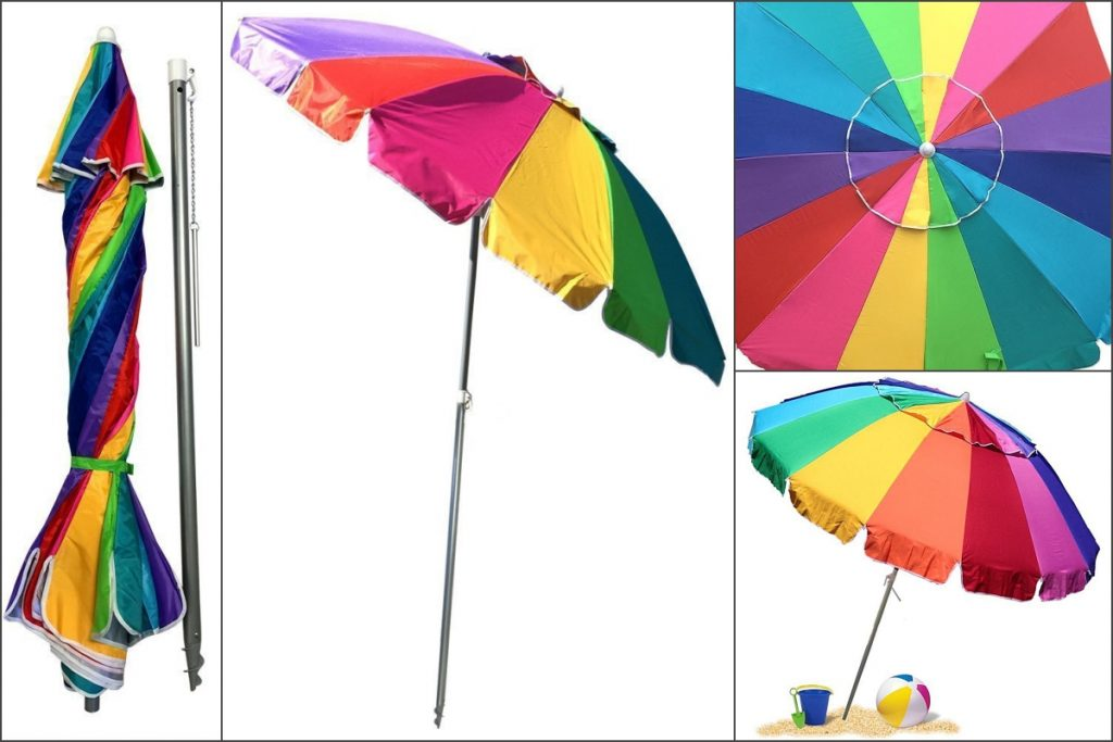 Beach Umbrella, EasyGo Beach Umbrella