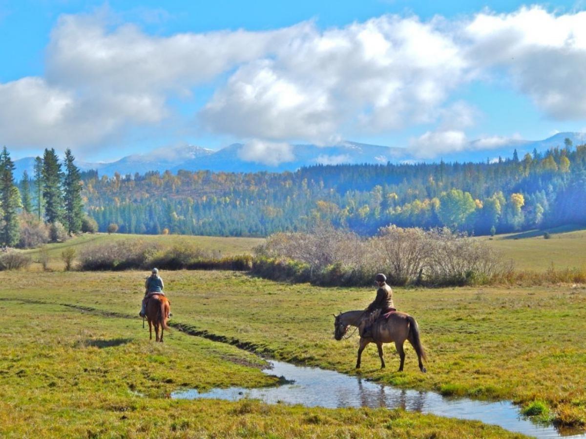 Western Pleasure Guest Ranch, Idaho