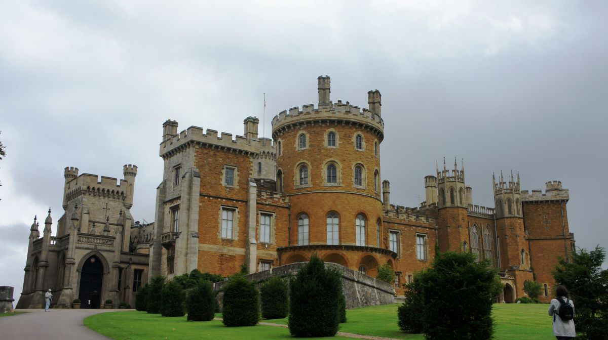 Feature Image Wikimedia Commons - Belvoir Castle: All You Need To Know In 5 Minutes