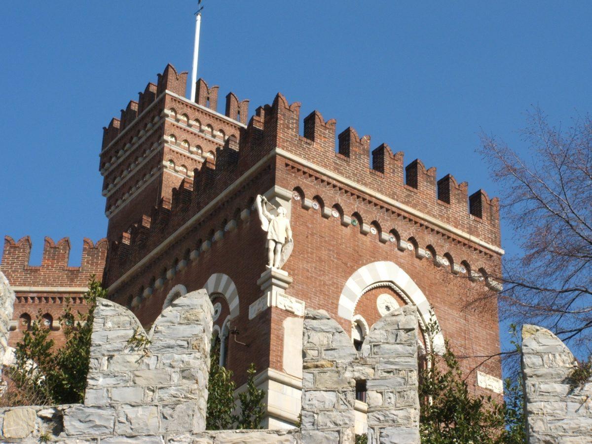 Castello d'Albertis, Genoa, Italy