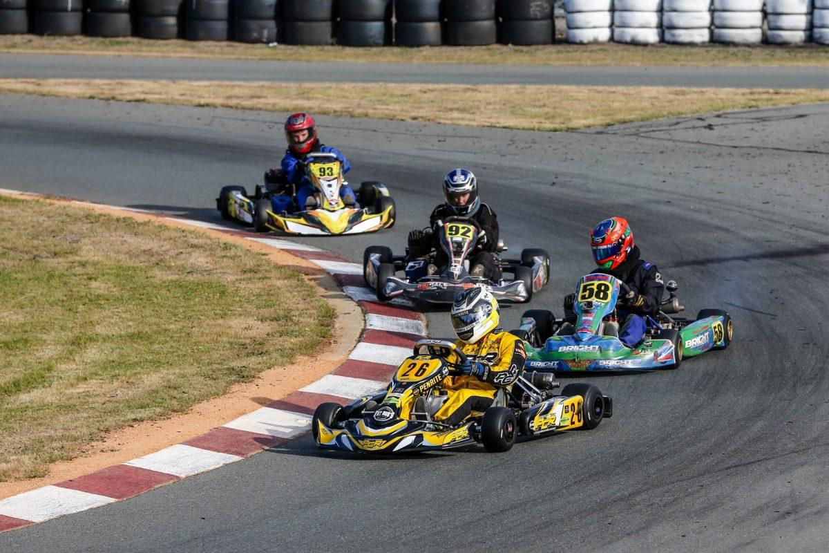 Bushnell Motorsports Park, Go Kart