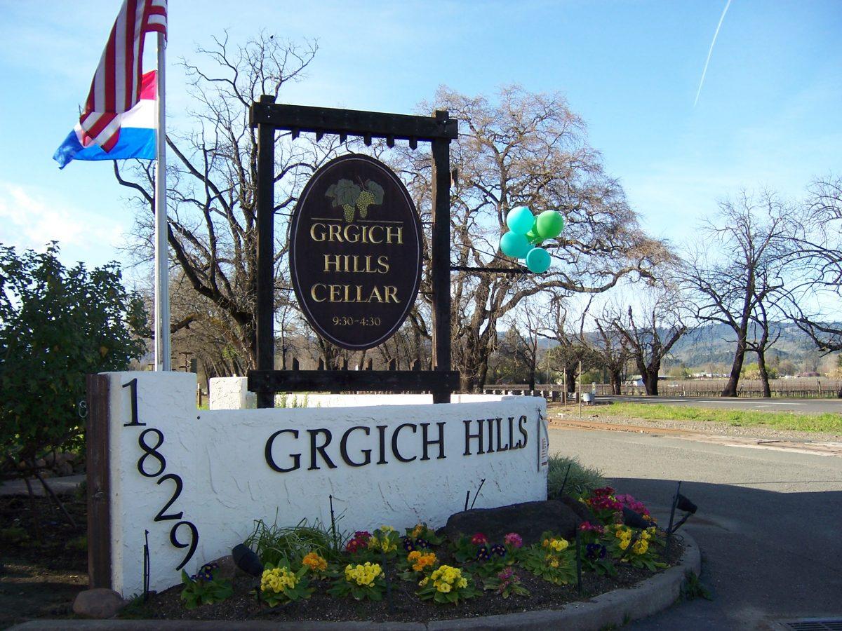 Grgich Hills Estate, Napa Valley