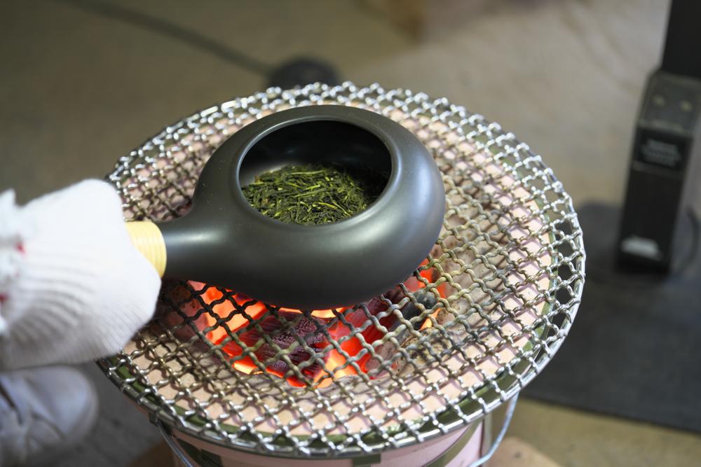 Hojicha, Tea Leaves, Japanese Green Tea
