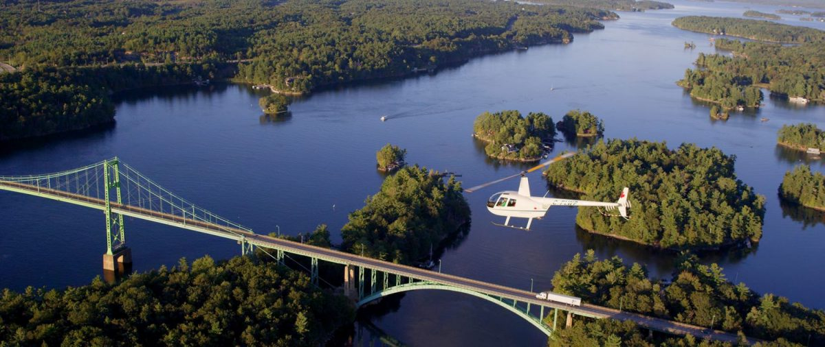 Thousand Islands Helicopter