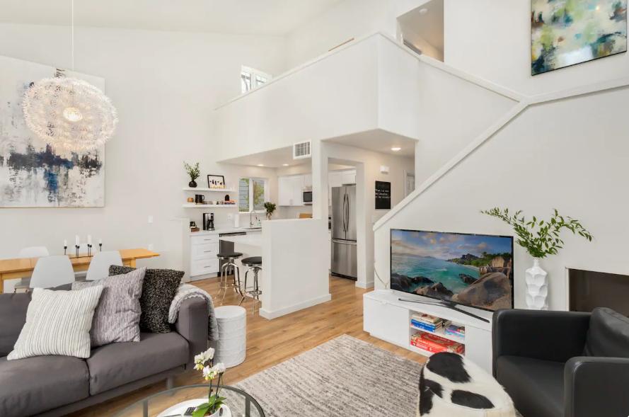 Modern Airbnb Seattle