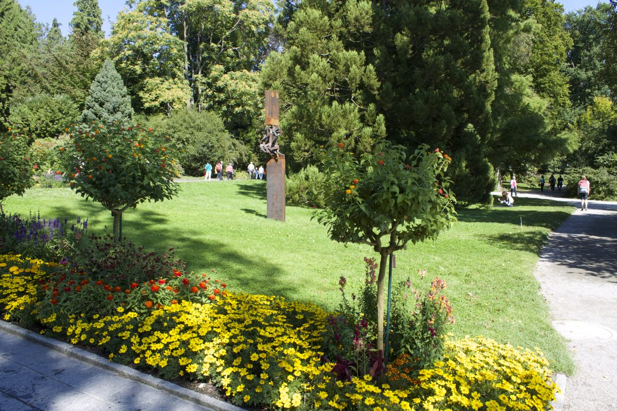 The Mainau, The Island of Flowers
