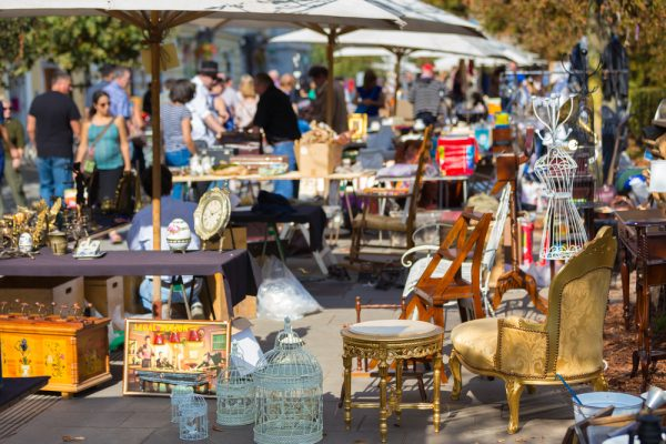 Your Ultimate Guide To Wagon Wheel Flea Market