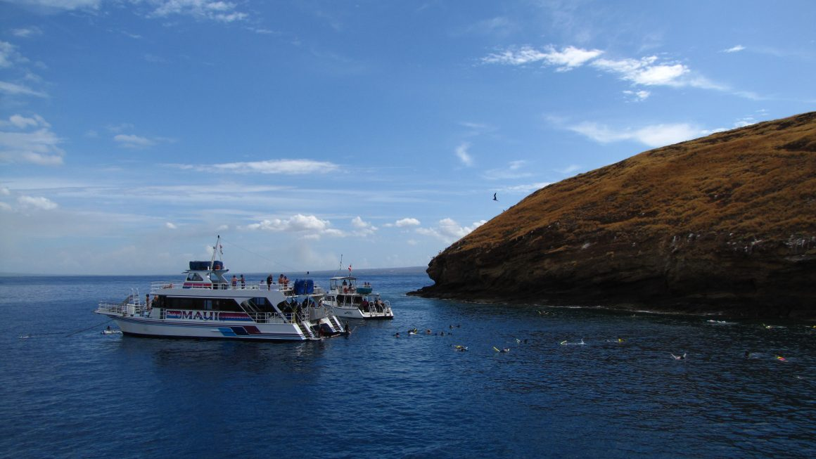 Lovely Molokini Bay, Maui