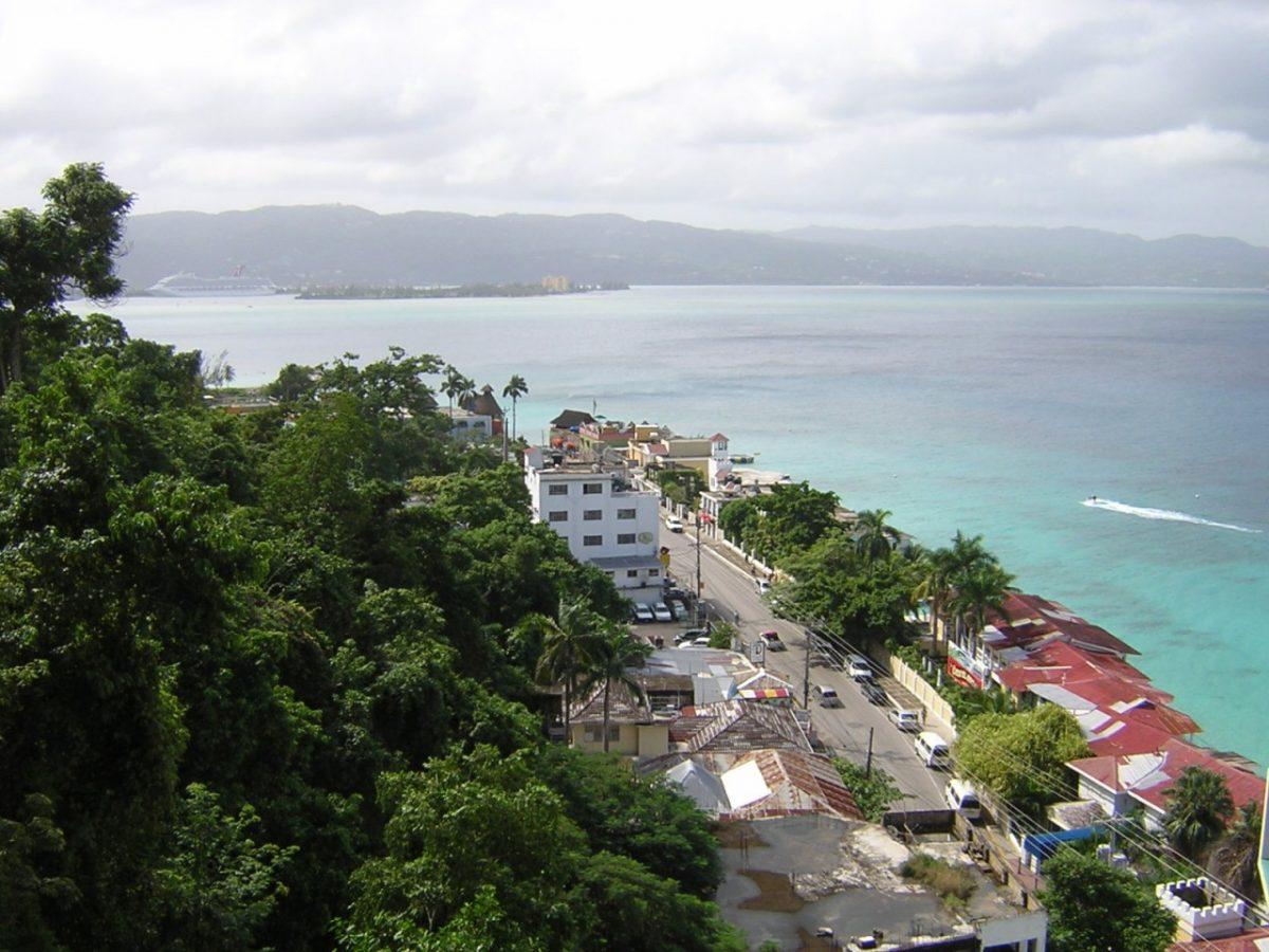 A Jog In Jamaica, The Hip Strip