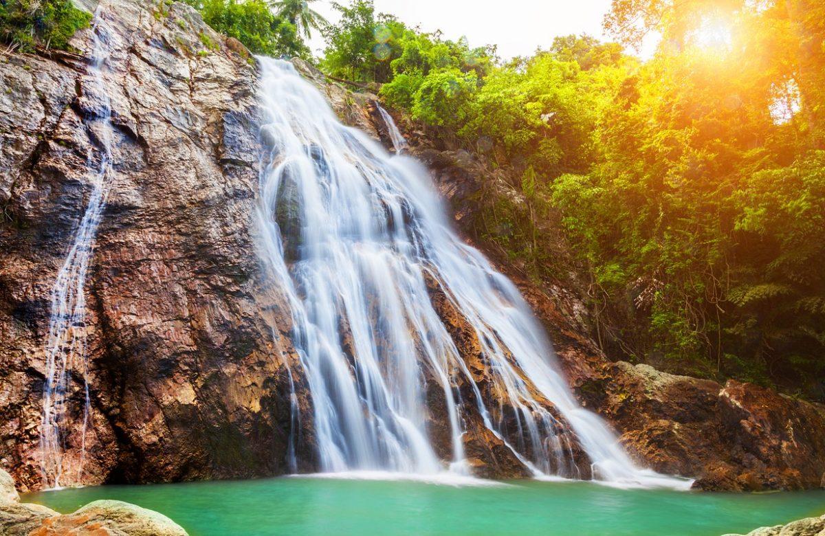 Namuang-Waterfalls-koh-samui