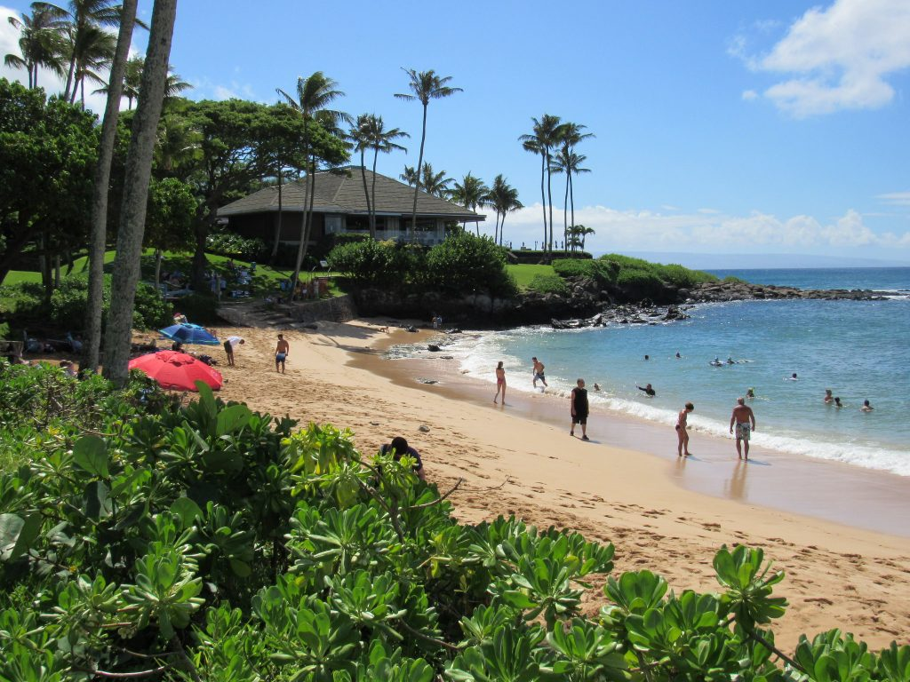 Beautiful Napili Bay, Maui